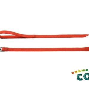Hunter Smart поводок для собак Ecco 10/110 нейлон красный