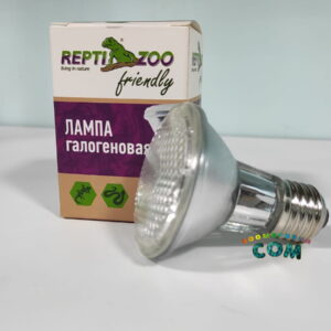 ReptiZOO 83725083 Лампа галогеновая PAR20, 50Вт, Repti-Zoo friendly